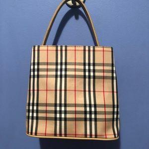 Designer inspired print Shoulder Bag
